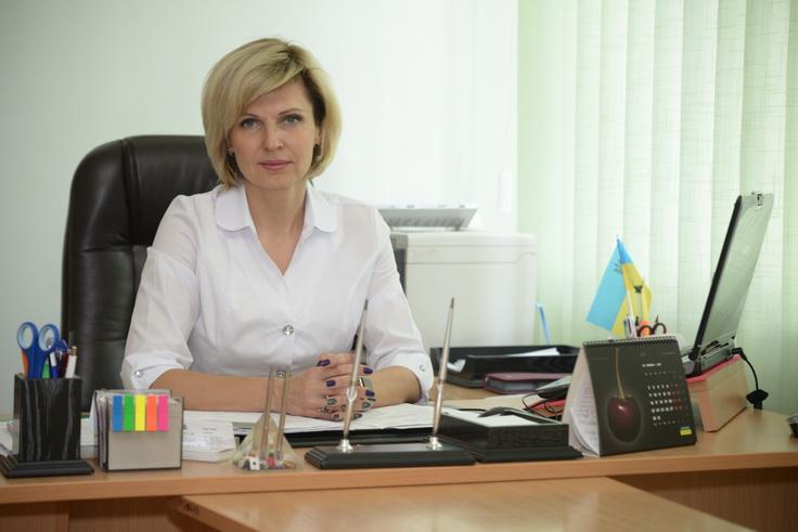 Калмикова Ірина Олексіївна