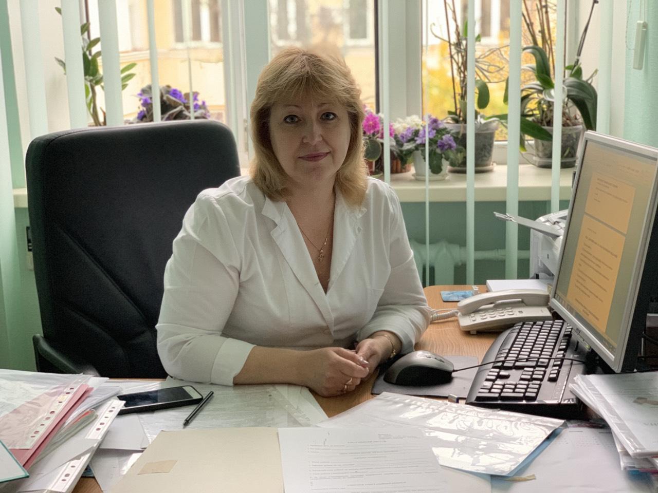 Белинська Ніна Володимирівна